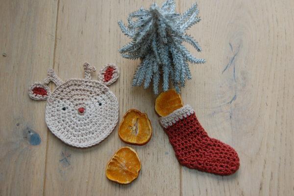 Rudolph et sa chaussette