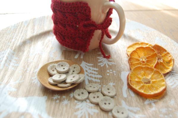 Accessoire pour tricot et crochet