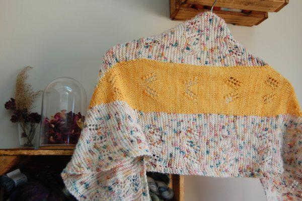 Box tricot du mois d'Avril.